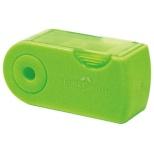 ファーバーカステル 鉛筆削り(角型ミニ)TFC-182702/H-4 グリーン
