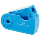 ファーバーカステル 鉛筆削り(角型ミニ)TFC-182702/H-1 ブルー