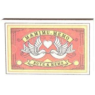 マミム.メモ ヨーロピアンビンテージ 032 SMN-0180-032