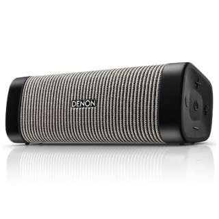 DSB50BTBGEM ブルートゥース スピーカー Envaya Pocket ブラック/グレー [Bluetooth対応 /防水]