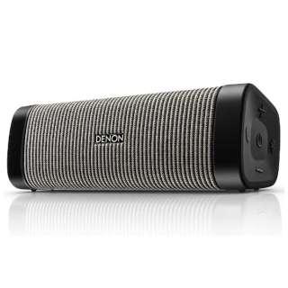 DSB150BTBGEM ブルートゥース スピーカー Envaya Mini ブラック/グレー [Bluetooth対応 /防水]