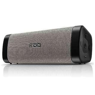DSB250BTBGEM ブルートゥース スピーカー Envaya ブラック/グレー [Bluetooth対応 /防水]