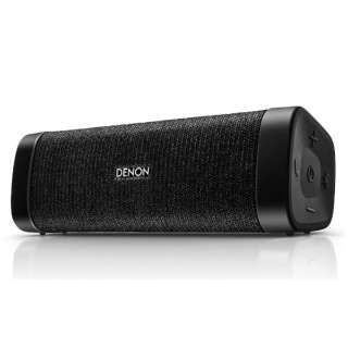 DSB150BTBKEM ブルートゥース スピーカー Envaya Mini ブラック [Bluetooth対応 /防水]
