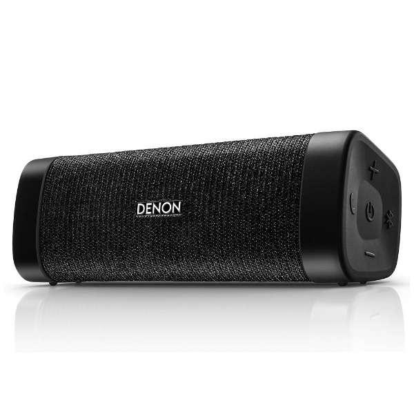 ブルートゥース スピーカー DSB50BTBKEM ブラック [Bluetooth対応 /防水]