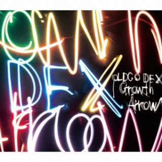 OLDCODEX/Growth Arrow 初回限定盤 【CD】