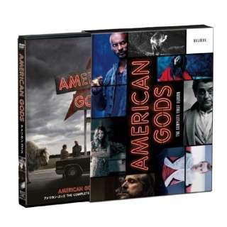 アメリカン・ゴッズ シーズン1 DVD コンプリート BOX【初回生産限定】 【DVD】