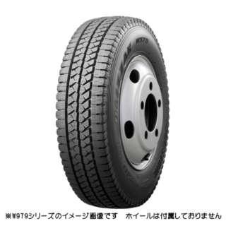 LYR07052 BLIZZAK W979 205/80 R15 109/107L(1本売り)
