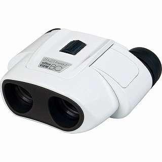 【8倍双眼鏡】ウルトラビューBC 8X21MC(ホワイト)BC8X21MCWH