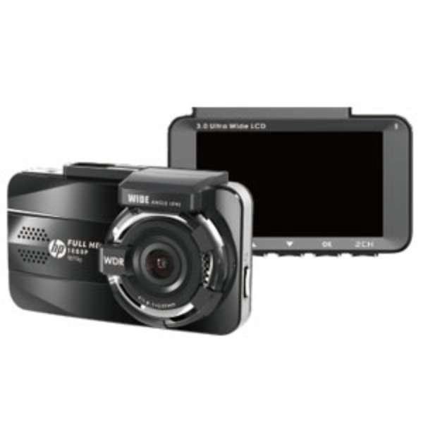 ドライブレコーダー f870g [一体型 /Full HD(200万画素) /駐車監視機能付き]