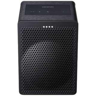 VC-GX30 B スマートスピーカー(AIスピーカー) G3 ブラック [Bluetooth対応]