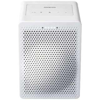 VC-GX30 W スマートスピーカー(AIスピーカー) G3 ホワイト [Bluetooth対応]