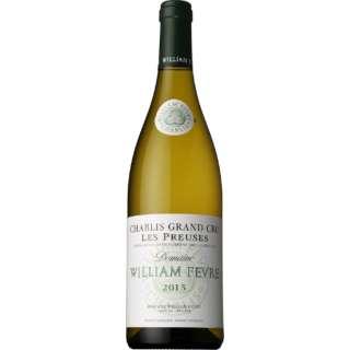 ドメーヌ・ウィリアム・フェーブル シャブリ グラン・クリュ レ・プリューズ 2015 750ml【白ワイン】