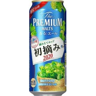 [ネット限定特価] ザ・プレミアム・モルツ 香るエール 初摘みホップヌーヴォー (500ml/24本)【ビール】