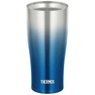真空断熱タンブラー スパークリングブルー JDE-420C-SP-BL [420ml]