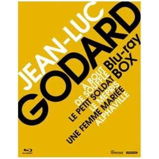 ジャン=リュック・ゴダール Blu-ray BOX Vol.1/ヌーヴェル・ヴァーグの誕生 【ブルーレイ】