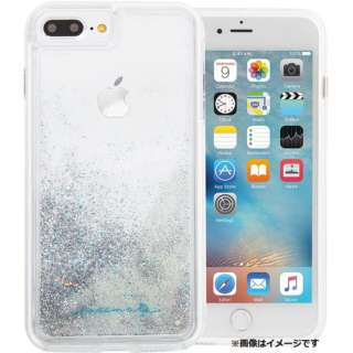 iPhone 8 Plus用 Waterfall Iridescent Case-Mate CM036180