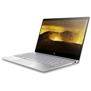 13.3型ノートPC[Office付き・Win10 Home・Core i5・SSD 512GB・メモリ 8GB]HP ENVY 13-ad010TU-OHB ナチュラルシルバー 2DP53PA-AAAF【楽天限定】