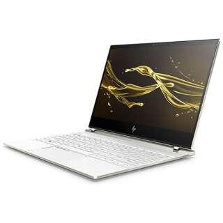 2YB36PA-AAAB ノートパソコン Spectre 13-af018TU-OHB セラミックホワイト [13.3型 /intel Core i5 /SSD:256GB /メモリ:8GB /2017年11月モデル]