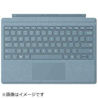 【純正】 Surface Pro / Surface Pro 4 / Surface Pro 3用 タイプカバー Signature Type Cover アクア FFP-00079
