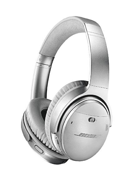 Bose QuietComfort 35 wireless headphones II ワイヤレスノイズキャンセリングヘッドホン : シルバー