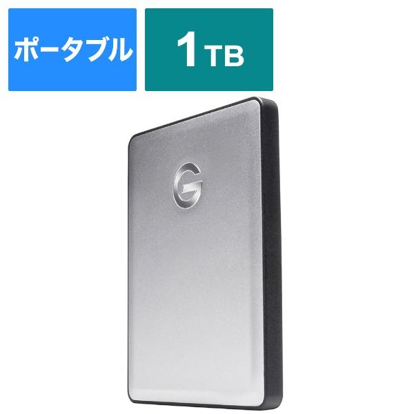 G-DRIVE mobile 1TB 0G06071
