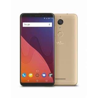 VIEW GOLD Snapdragon 425  3GB/32GB DSDS対応 ドコモ/auSIM対応 SIMフリースマートフォン