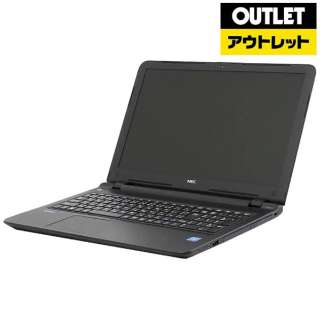 【アウトレット品】 15.6型ノートPC[Win7 Pro・Celeron・HDD500GB・メモリ2GB・Office Personal 2016]NEC VK17E/FW PC-VK17EFWL4SZS 【生産完了品】