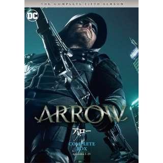 ARROW/アロー<フィフス・シーズン> コンプリート・ボックス 【DVD】 【DVD】