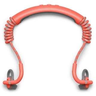 ブルートゥース イヤホン 耳かけ型 STADION ラッシュ ZUS-04091871 [リモコン・マイク対応 /ワイヤレス(左右コード) /Bluetooth]