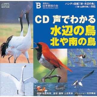 CD声でわかる水辺の鳥・北や南の鳥