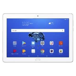 HDN-W09 Androidタブレット MediaPad M3 Lite 10 wp ミスティックシルバー [10.1型 /ストレージ:32GB /Wi-Fiモデル]