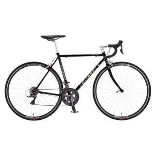 700×25C型 ロードバイク フリーダム ロード(クリアーブラック/480サイズ《適応身長:158cm以上》) AFRR488