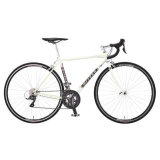 700×25C型 ロードバイク フリーダム ロード(シャイニーパールホワイト/480サイズ《適応身長:158cm以上》) AFRR488
