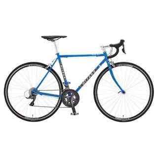 700×25C型 ロードバイク フリーダム ロード(Mグランブルー/520サイズ《適応身長:166cm以上》) AFRR528