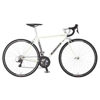 700×25C型 ロードバイク フリーダム ロード(シャイニーパールホワイト/520サイズ《適応身長:166cm以上》) AFRR528