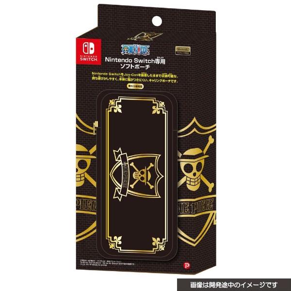 ワンピース ソフトポーチ(Nintendo Switch用) OP-136A [麦わらの一味]