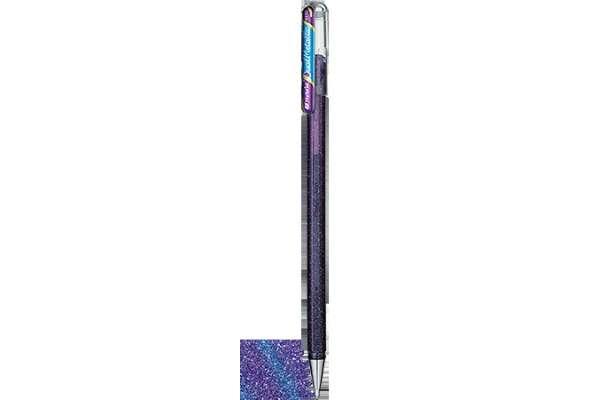 ボールペンのおすすめ17選 ぺんてる「ハイブリッドデュアルメタリック」K110(ボール径:1.0mm)