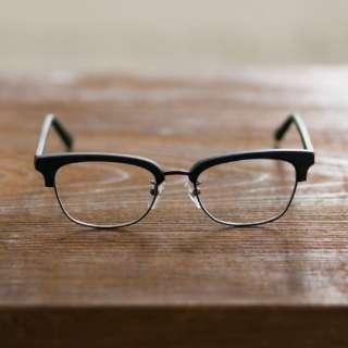 メガネ eye wear AT-WE-03(50)(BK) ブラック [度無し /薄型 /屈折率1.60 /非球面 /PCレンズ]