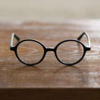 メガネ eye wear AT-WE-05(48)(BK) ブラック [度無し /薄型 /屈折率1.60 /非球面 /PCレンズ]