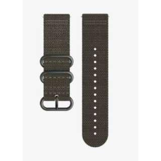 時計関連品:腕時計替えベルトトラバース(TRAVERSE) ALPHA FOLIAGE TEXTILE STRAP SS022295000 SS022295000 フォリッジ