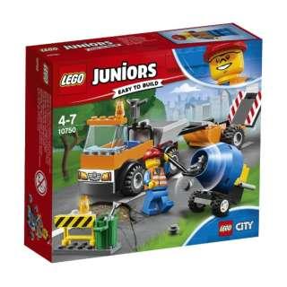 LEGO(レゴ) 10750 ジュニア シティ どうろほしゅう車