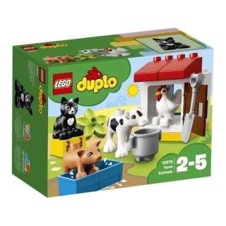 LEGO(レゴ) 10870 デュプロ ぼくじょうのどうぶつたち