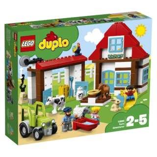 LEGO(レゴ) 10869 デュプロ たのしいぼくじょう