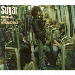 浅井健一&THE INTERCHANGE KILLS/Sugar 初回生産限定盤 【CD】