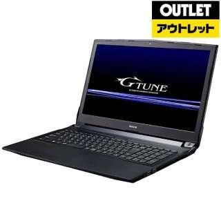 【アウトレット品】 15.6型ゲーミングノートPC [ Win10 Home・Core i7・SSD 256GB・HDD 1TB・メモリ 8GB・GTX1050] NGH777N241G50MH 【展示品】箱なし