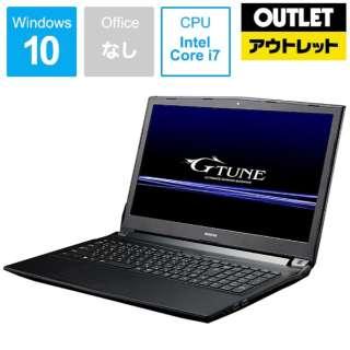 【アウトレット品】 15.6型ゲーミングノートPC [Core i7・SSD128GB・HDD1TB・メモリ16GB・GTX1060] BC-GTUNEI77G16N1 【生産完了品】