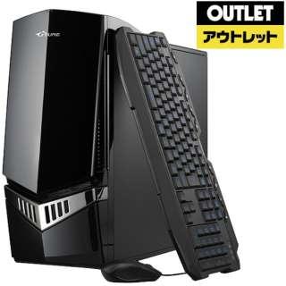 【アウトレット品】 NGI7772TS24G107TLL ゲーミングデスクトップパソコン [モニター無し /HDD:2TB /SSD:240GB /メモリ:16GB] 【生産完了品】