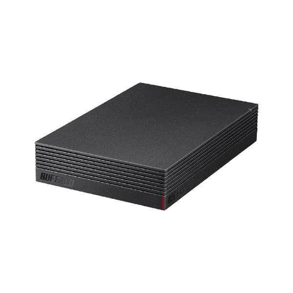 HD-LD2.0U3-BKA 外付けHDD ブラック [据え置き型 /2TB]
