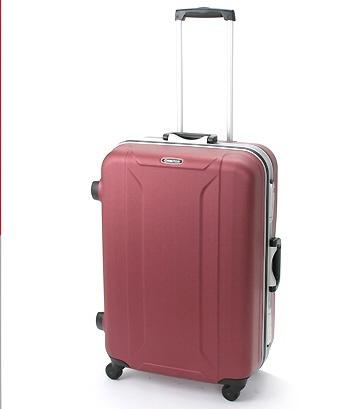 スーツケース 68L ORBITER(オービター)3 クランベリーレッド ACE-4411RD [TSAロック搭載]