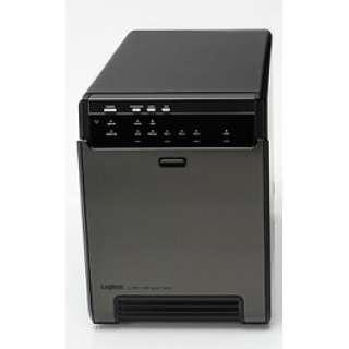LGB-4BNHEU3 HDDケース ブラック [SATA /4台 /3.5インチ対応]